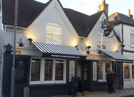 The_Butchers_Tap .. Butcher, Pub, Restaurant