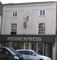 Pizza_Express .. Cafe / Restaurant